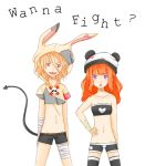 Wanna Fight ? by Yvanya