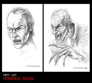 Zombie Project 02 by Homeros-Gilani