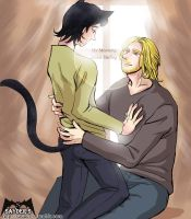thorloki : My Meowing, meow Darling by sayder-S