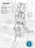 Legends of Tao-Woo -Alona by madcoffee