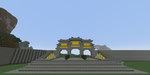 Minecraft - Temple Entrace by haojpc