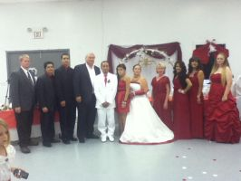 my wedding pics by xxXcricketXxx
