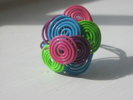 spiral ring by faranway
