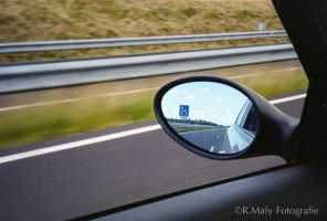 Don't look back... by TLO-Photography