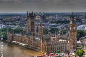 Big Ben Again! by Vcent