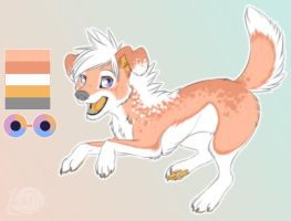 Character design auction by Sidgi