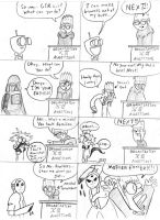 ORGANIZATION XIII AUDITIONS by poopISVERYgood