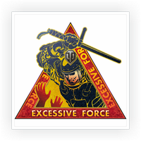 Excessive Force WoT Community Logo by TRUEvector