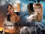 Beauty and The Goblin King Cover page by wolfdemongirl13