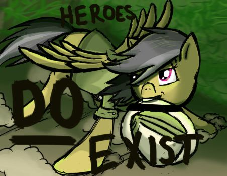 Heroes DO Exist by Lilproject