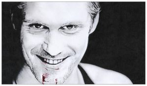 Eric Northman by BloodyVoodoo
