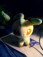Leafeon Plushie by Leafeon