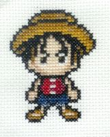 Cute Luffy by DawnMLC