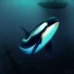 Creeper Whale by AuldBlue