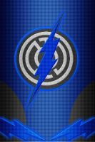 Blue Lantern Flash background 2 by KalEl7