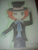 Chibi Mad Hatter by Catzrock24