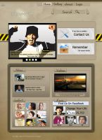 Change your Life Web Site by DeCoOo