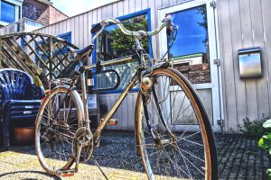 Bicycle HDR by 1Mathew7