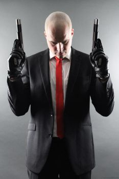 HITMAN STOCK III by PhelanDavion