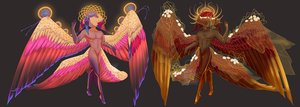 [2/2 Open] Seraphim Batch Adopts by SEVMD