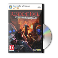 Resident evil Operation Racoon City by AssassinsKing