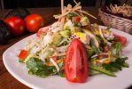 Chicken Fajita Salad C by snok-daffy