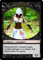 Assassin Token 07 - So much awesome going on here. by Drayle88