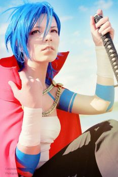 Female Kamina, TTGL (1) by Junica-Hots