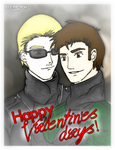 RE - Happy Valentines days! by Emme-Gray