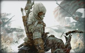 Assassin's Creed III Desktop by PrincessCakeNikki