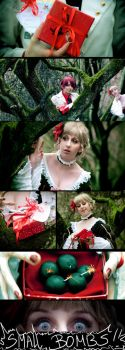 Umineko: Christmas Present by Green-Makakas