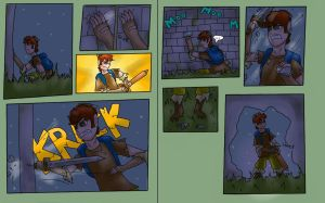 We 3 Kings pages 15-16 by ShadowCatGamer