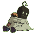 Get Along Shirt by V--Tori
