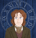 Eighth Doctor by MystSaphyr