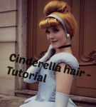 Cinderella hair tutorial by Su-rine