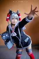 Kantai Collection - Amatsukaze by NioTan