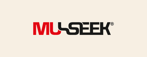 MU-SEEK Logotype by Nikeos