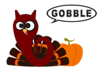 Thanksgiving Devil Ghost 2016 by raspberryvixen