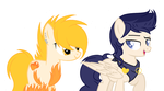 And That's How I Style My Mane (Art Request) by c0ke-zer0