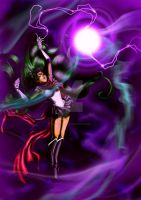 Sailor Moon: Sailor Pluto by AmarineCraft