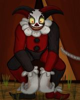 Smiley the Harlequin Adoptable CLOSED by Whitewolf977