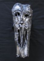 Aluminum scarecrow mask by Twistedbry