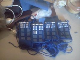 Tardis Preview by PhileasFogghorn