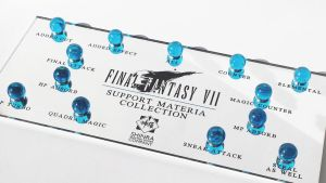 Support Materia Collection, Final Fantasy VII by ChinookCrafts