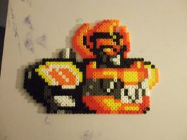 May the Perler Protect You by HyperForceGo