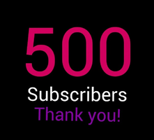 500 SUBBIES by MiddyLPS