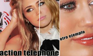 telephone action by Roals