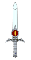 Sword of Omens Dagger by phantomhunter