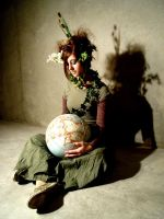 Mother Earth by loseyourfaith