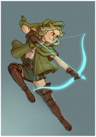 Linkle by onone-chan
